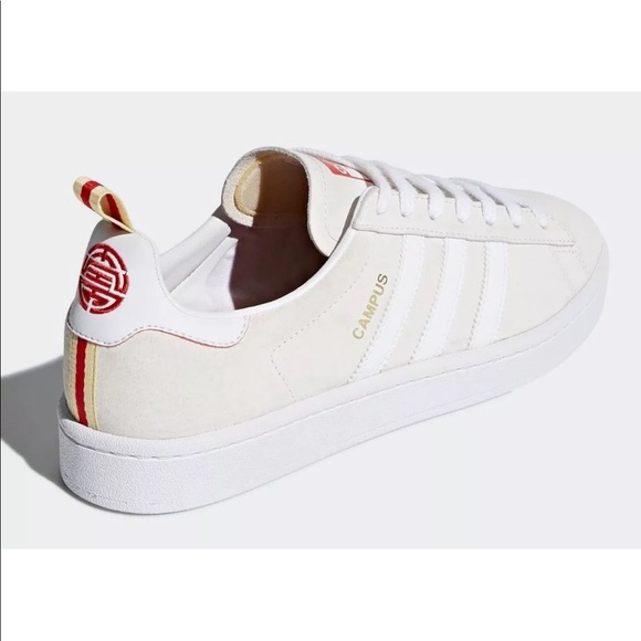 super popular ef07d 9d662 Mens Adidas Original Campus CNY Shoes